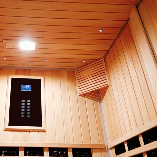 i-Cube IX juhtpaneel, LED valgustus