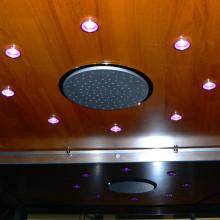 Tammepuidust lagi, vihmadušš, LED valgustus