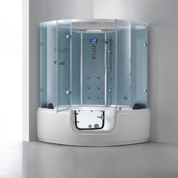E-Cube Max VIII klaasist vanniuksega